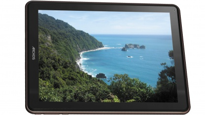Das 9,7-Zoll-Tablet Archos 97 Carbon kommt Ende Juli 2012.