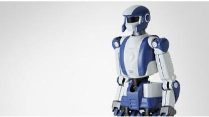 Fast mannshoher Roboter HRP-4: bessere Identifkation