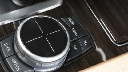iDrive Touch