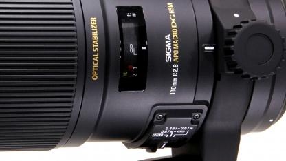 Sigma APO Makro 180mm F2.8 EX DG OS HSM