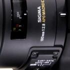 Sigma-Objektiv: 180-mm-Makro mit f/2,8-Blende