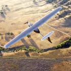 Laser Motive: Drahtlos mit Energie versorgte Drohne fliegt zwei Tage