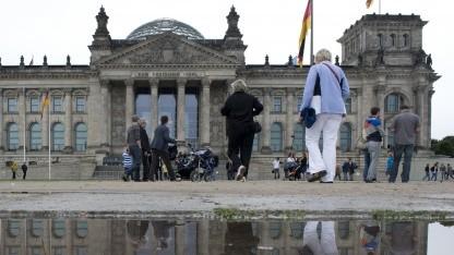 Meldegesetz-Änderung war bereits im April 2012 Thema im Bundestag.