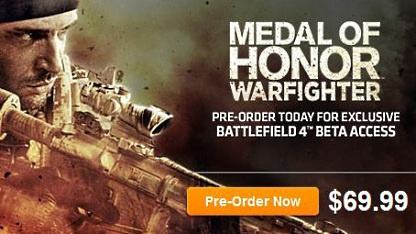 Battlefield-4-Beta für Vorbesteller