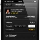 Mytaxi Payment: Taxifahrt per Smartphone bezahlen