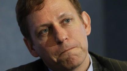 Peter Thiel im Oktober 2011