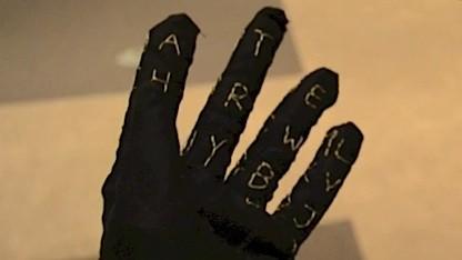 Handschuhtastatur Gauntlet
