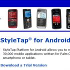 Styletap: Palm-OS-Emulator für Android