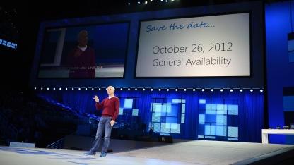 Steven Sinofsky kündigt Windows 8 für den 26. Oktober an.