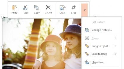Die Ideen hinter der dem Touch-UI von Office 2013