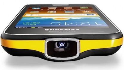 Galaxy Beam mit integriertem Projektor