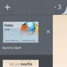 Firefox 15 Beta für Android: Speziell angepasste Tablet-Oberfläche