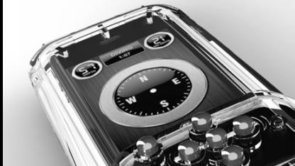 Tauchen mit dem iPhone und dem iGills SE-35