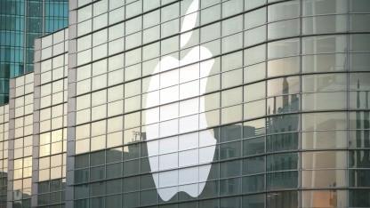 Auch Apple zahlt künftig an NTP.