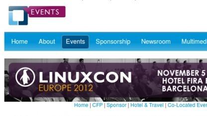 Linux Torvalds wird auf der Linuxcon Europe 2012 sprechen.