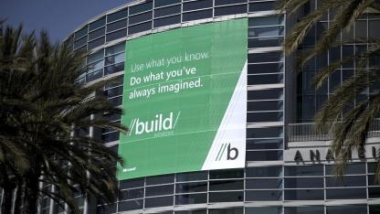 2011 fand die Build in Anaheim statt.