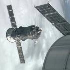 Raumfahrt: Neues Dockingsystem funktioniert im zweiten Anlauf