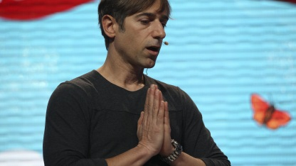 Zynga-Chef Mark Pincus
