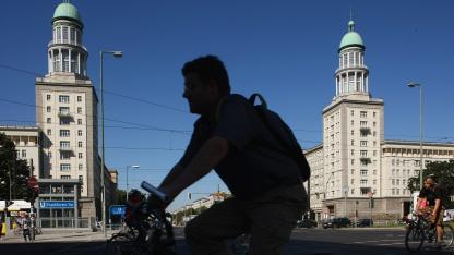 Welche Berliner Straßen eignen sich zum Radfahren?
