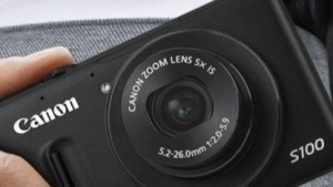 Digitalkamera Powershot S100