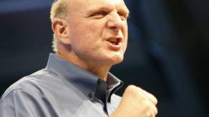 Microsoft-Chef Steve Ballmer im Juni 2012