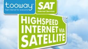 Schnelleres Tooway-Satelliteninternet von Sat Internet Services