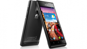 Huawei Ascend P1: 7,69 mm dünnes Smartphone mit Android 4.0