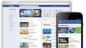 Facebook App Center - bald auch in Deutschland