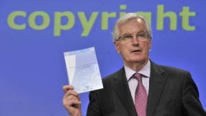 EU-Kommissar Michel Barnier bei einer Pressekonferenz am 11. Juli 2012