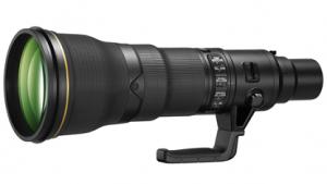 Das 800-Millimeter-Nikkor