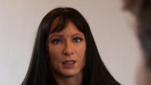 Roboter Face: Schwierigkeiten mit Furcht, Ekel und Überraschung