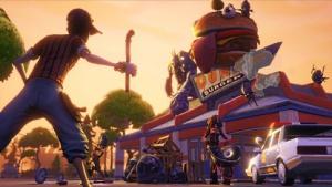 Epic Games: Fortnite verwendet Unreal Engine 4