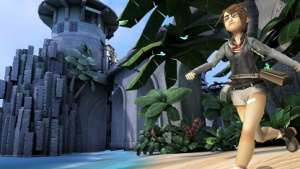 Lili: Abenteuerinsel statt Gears of War