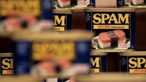 Spam: Sechs neue Server in der Ukraine