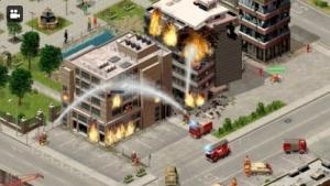 Großeinsatz beim Hausbrand
