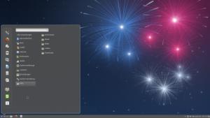 Der Cinnamon-Desktop unter Fedora 17