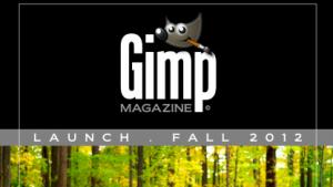 Die erste Ausgabe von Gimp Magazine soll im Herbst 2012 erscheinen.