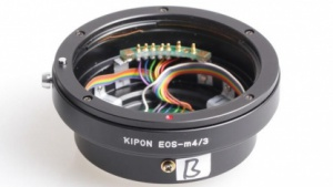 Adapter für Canon-Objektive an 4/3-Kameras