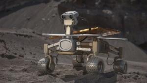 Rover Asimov: 200 Quadratmeter großes Testgelände