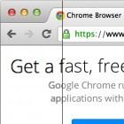 Google: Chrome 21 ist hochauflösend