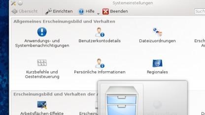 KDE 4.9 erweitert die Aktivitäten.
