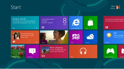 Windows 8 erreicht den Status RTM