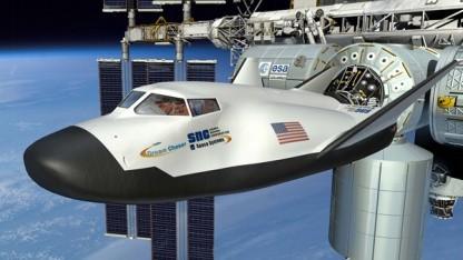 Raumfähre Dream Chaser (Konzept): US-Astronauten in US-Raumfahrzeugen