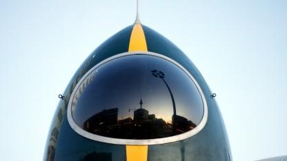 Der Fernsehturm in Berlin wird sich dieses Jahr nicht mehr in der Fairy Dust spiegeln.