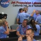 Touchdown: Curiosity ist auf dem Mars gelandet