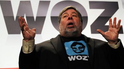 Steve Wozniak im Mai 2012