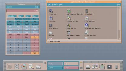Das Common Desktop Environment ist freie Software.