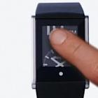 Touch Time: Uhr mit Touchscreen-Bedienkonzept