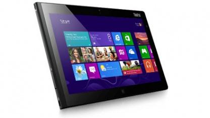 Lenovo Thinkpad Tablet 2 mit Windows 8 Pro