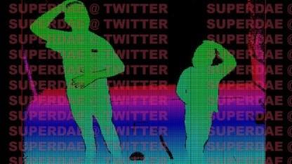 Angeblich von der Kinect 2 stammendes Bild